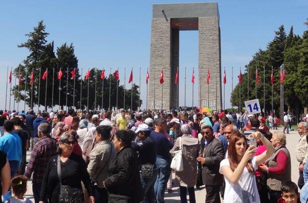 İç turizm  Çanakkale Anıtkabir Ankara zorunlu okul gezileri