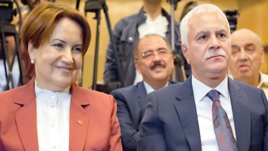 İYİ Parti teşkilat atamaları Meral Akşener Koray Aydın İYİ Parti