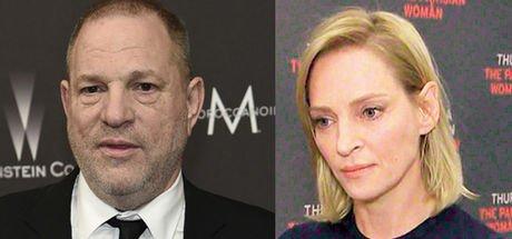 Uma Thurman, Harvey Weinstein tacizi hakkında konuştu