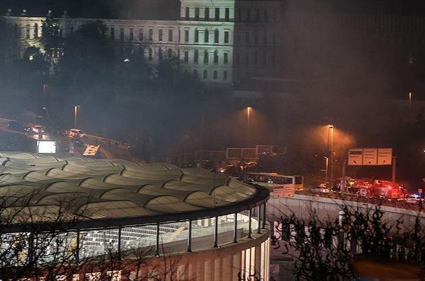 Beşiktaş saldırısı davası başladı