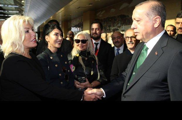 Ünlüler, Cumhurbaşkanı Erdoğan'ı yalnız bırakmadı