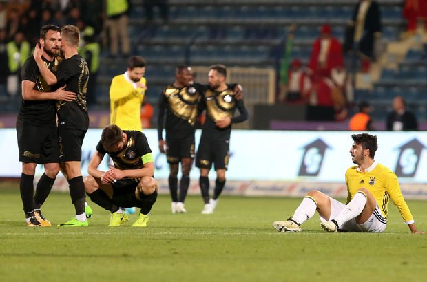 Osmanlıspor'a penaltı yok