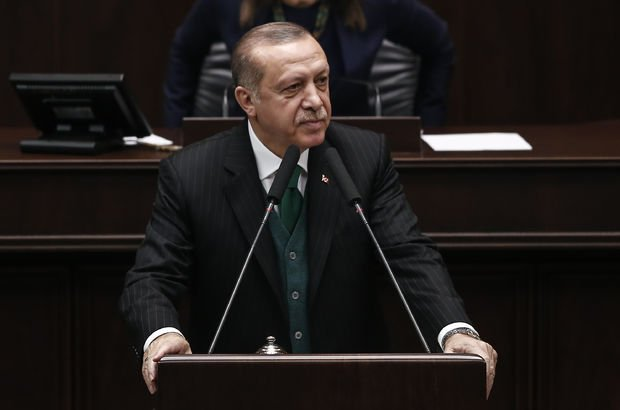 SON DAKİKA Cumhurbaşkanı Erdoğan'dan AK Parti grup toplantısında açıklamalar | Gündem Haberleri