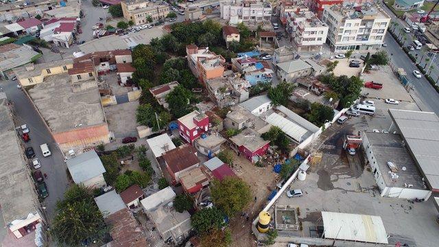 Mersin Tarsus'taki gizemli kazıdan '1 sikke ile kırık sütun' çıktı