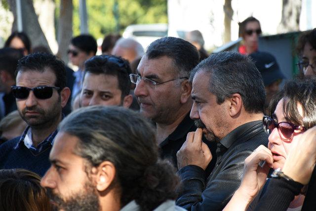 DJ Hasan Köseoğlu, gözyaşlarıyla uğurlandı