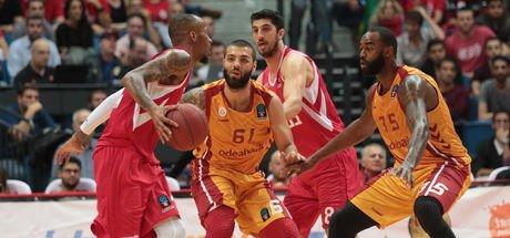 Hapoel Bank Yahav: 81 - Galatasaray Odeabank: 91