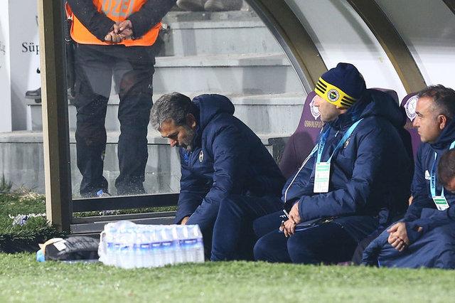 Aykut Kocaman'ın Fenerbahçe'de çözmesi gereken problemler