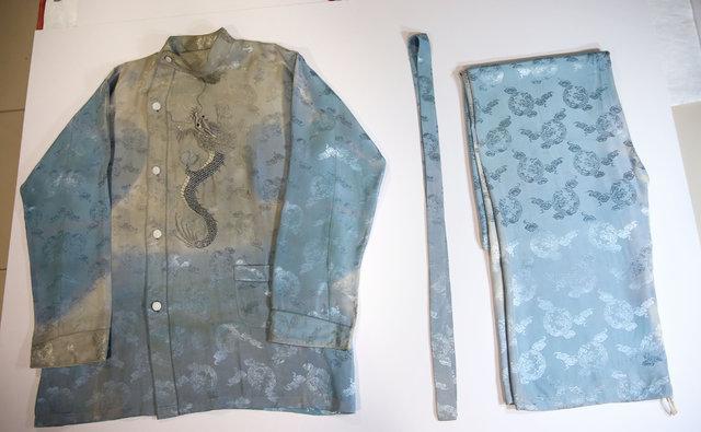 Atatürk'ün giysilerine tarihi dokunuş!