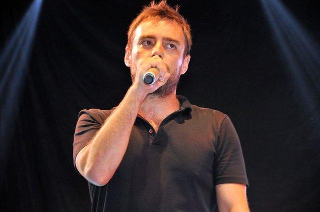Murat Dalkılıç'ın evine hırsız girdi