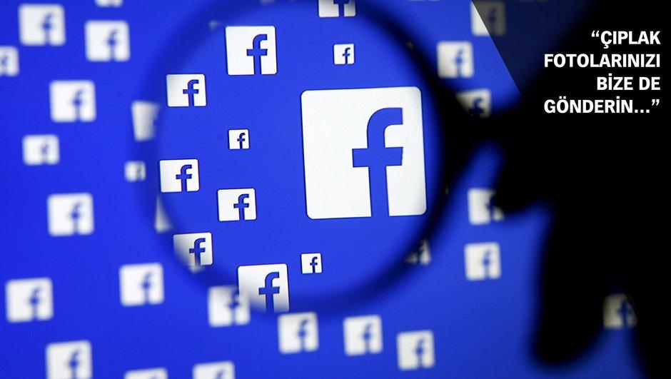 Facebook'tan ahlaksız teklif!