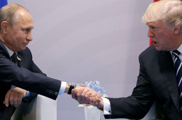 Trump ile Putin bir araya geliyor!