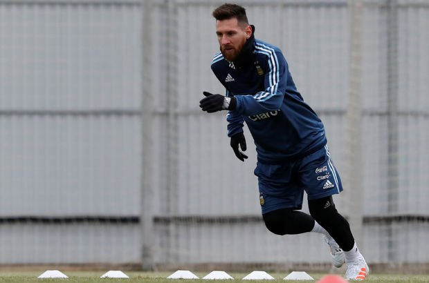 Messi'yi çıldırtan olay!