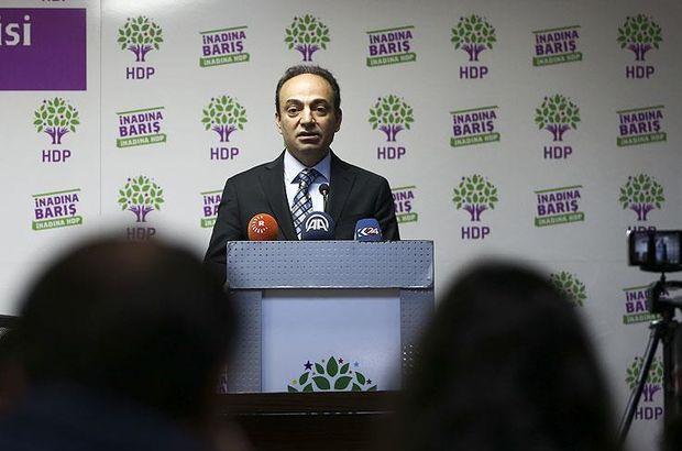 HDP'li Osman Baydemir için yakalama kararı