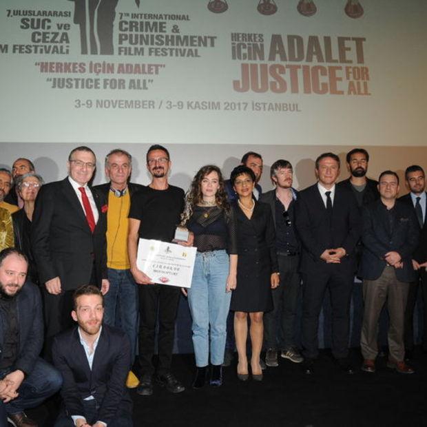 Suç ve Ceza Film Festivali sona erdi