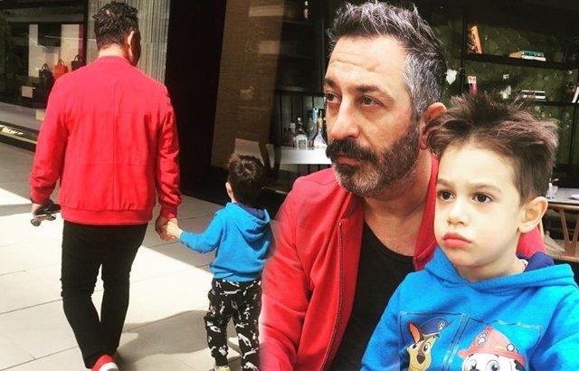 Cem Yılmaz'ın oğlu Kemal, Aleyna Tilki'nin peşinde