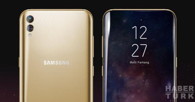Samsung Galaxy S9 ne zaman çıkacak? Özellikleri, fiyatı ne olacak? iPhone X kopyası mı olacak?