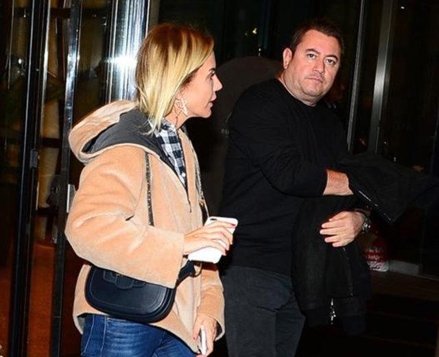 Ece Erken ile Nazım Torbaoğlu Dubai'ye gitti