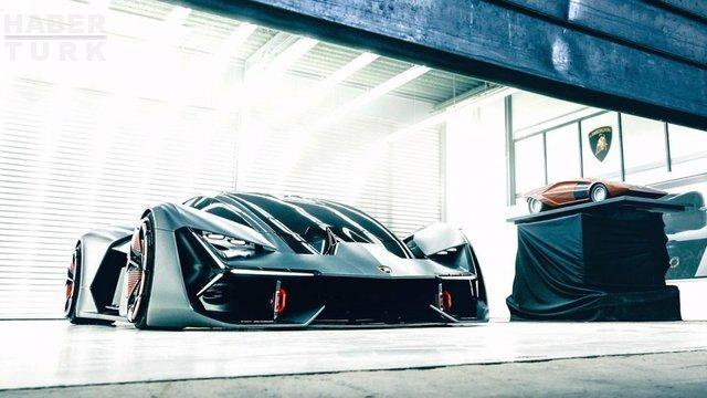 Lamborghini ve MIT geleceğin süper otomobilini geliştiriyor