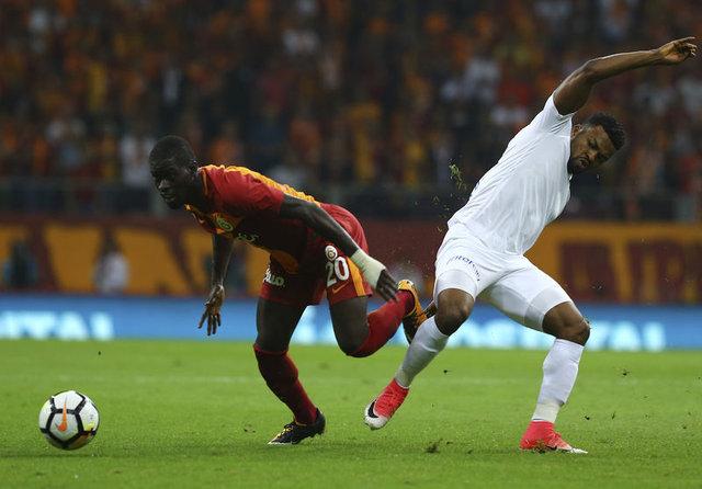 Transfer haberleri - Fenerbahçe Beşiktaş Galatasaray Transfer haberleri - Badou Ndiaye'ye 17 milyonluk teklif geldi!