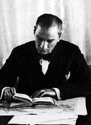 Bir sanatsever olarak Atatürk