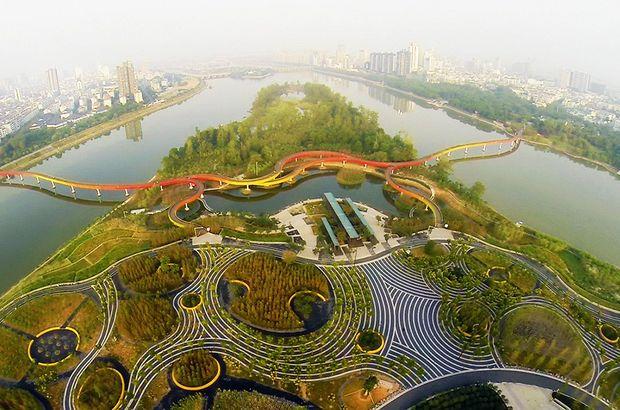 Çin sünger şehir