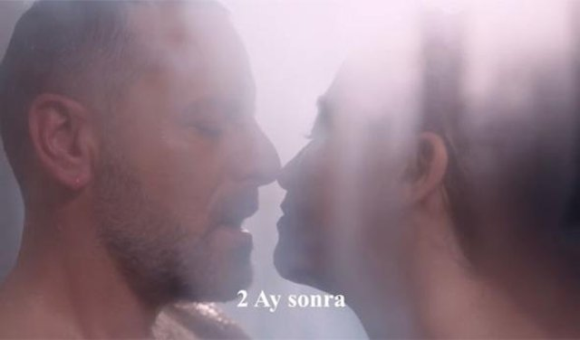 Fi'nin ikinci sezonu başladı, Fi dizisine Serenay Sarıkaya ile Ozan Güven'in öpüşme sahnesi damga vurdu
