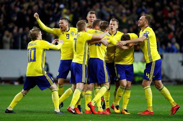İsveç: 1 - İtalya: 0 | MAÇ SONUCU
