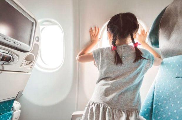 İsviçre Cenevre Havalimanı Korsika 7 yaşındaki kaçak yolcu
