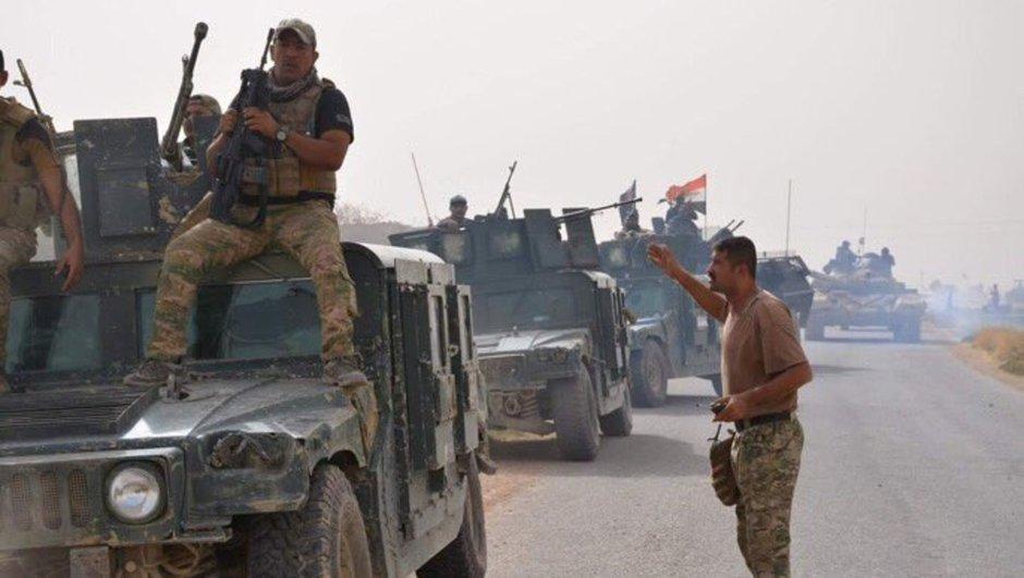 Irak ordusundan DEAŞ'ın son kalesine operasyon!