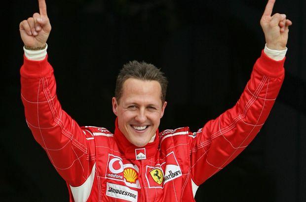 Efsane F1 pilotu Schumacher için umut belirdi!