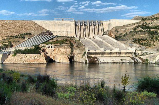Türkiye'deki barajlar, baraj, veysel eroğlu