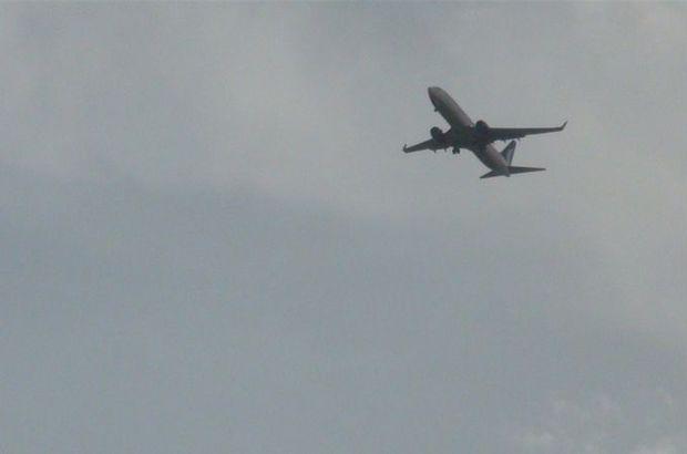 Yer: Atatürk Havalimanı... Pilot anons yaptı, üç uçak pisti pas geçti