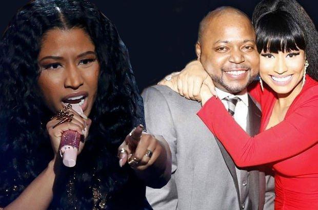 Dünyaca ünlü şarkıcı Nicki Minaj'ın ağabeyine 25 yıl hüküm!