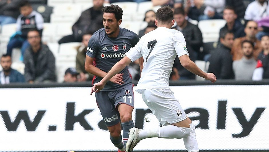 Beşiktaş-Astra Giurgiu