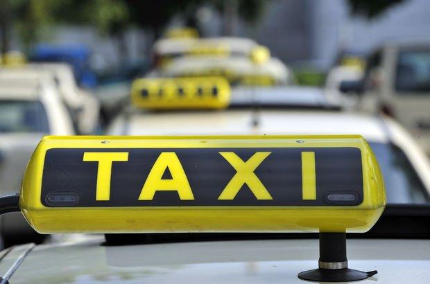 Taksiyle Avrupa'yı gezdi, 18 bin Euro'yu ödemeden kaçtı!