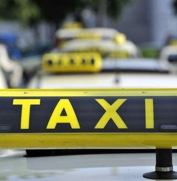 Taksicinin başına gelen tuhaf olay herkesi şaşırttı. Aracına aldığı müşteri tüm Avrupa
