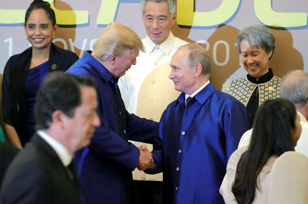 Putin ve Trump'tan Suriye için ortak açıklama!
