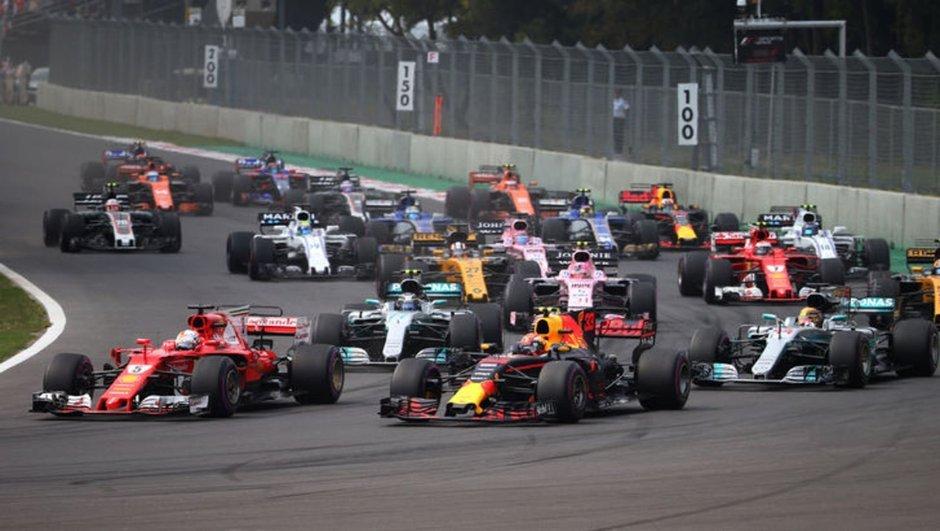 Formula 1'de silahlı soygun şoku