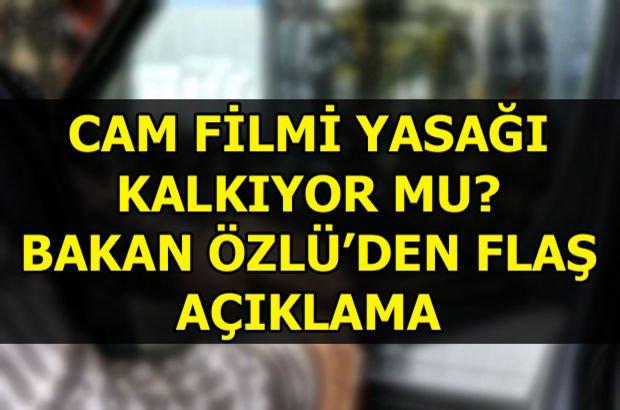 Cam filmi yasağı