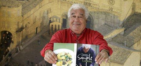 İtalyan mutfağının babası Antonio Carluccio, 80 yaşında hayatını kaybetti