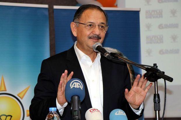 Bakan Özhaseki: Kılıçdaroğlu'na yine dava açacağım