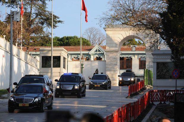 İstanbul'daki sürpriz görüşme 3 saat sürdü