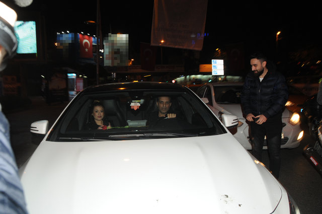 Rafet El Roman Azerbaycanlı oyuncu Pervin Abiyeva'yla yakalandı!