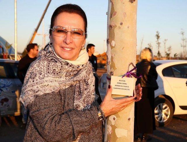 Gül Sunal: Eşim Kemal Sunal susmam için para verirdi