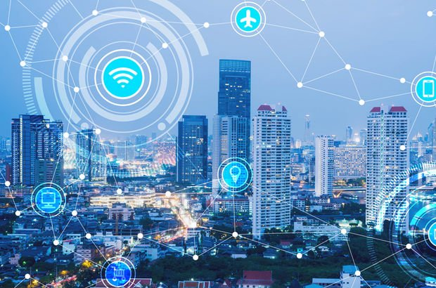 En teknolojik şehir geliyor