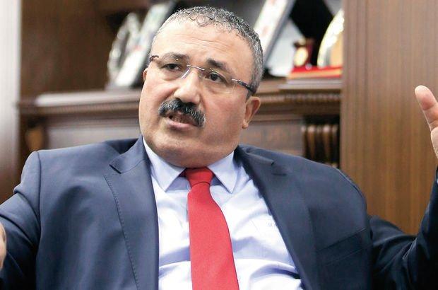 Hâkimler ve Savcılar Kurulu Başkanvekili Mehmet Yılmaz  CHP Enis Berberoğlu