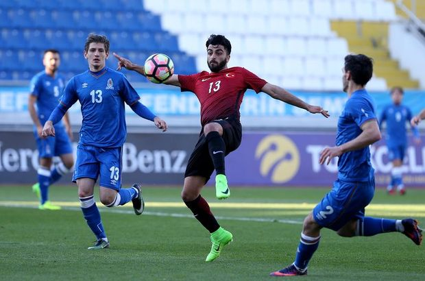 Türkiye U21 - Belçika U21