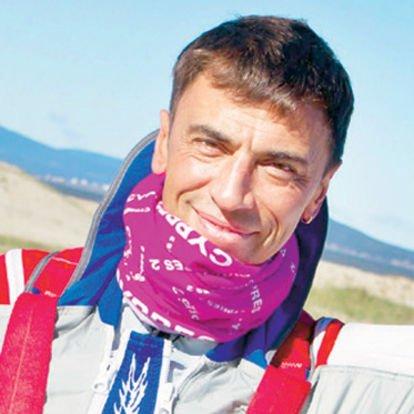 Rus paraşütçü Rozov