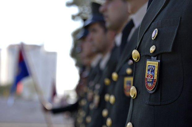 Jandarma memur alımı