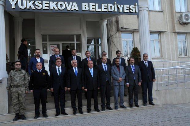 İçişleri Bakan Yardımcısı Mehmet Ersoy